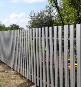 Забор в Самаре
