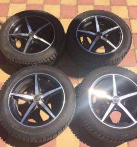 Б/у колеса на Mazda 3