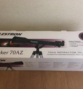 """Телескоп """"Celestron PowerSeaker 70AZ"""""""