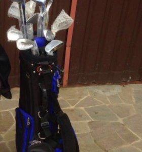 клюшки (набор)для гольфа