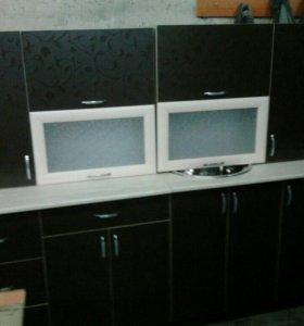 Новая кухня 2 метра