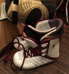 Сноубордические ботинки NITRO MFM р. 29см мужские