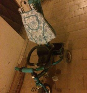 Детский велосипед в очень хорошем состоянии.