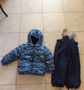 Куртка и брюки