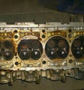 ГБЦ мотор 111 коленвал поддон