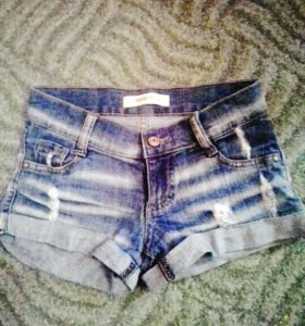 Джинсоые шорты