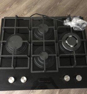 Газовая плита ( встроенная)