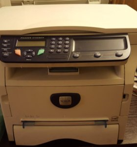 Принтер лазерный 3 в 1 Xerox Phaser 3100mfp
