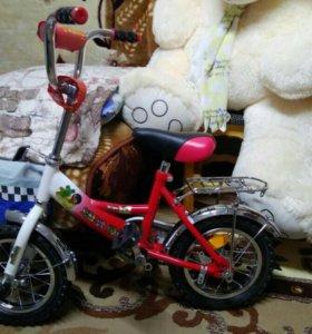 Детский велосипед (от 3 лет)