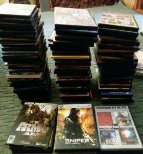 Игровые и видео диски
