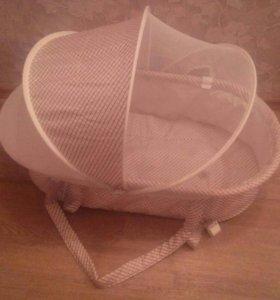 Детская Переносная сумка -летняя десткая кроватка