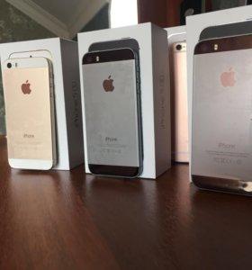 iPhone 5s ( новые, оригинал)