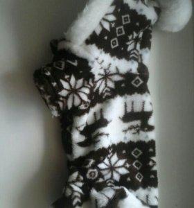 Зимний костюм, размер S , новый ,покупали за 500 р