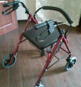 Ходунки для пожилых людей и инвалидов(в упаковке)