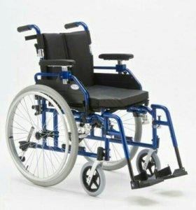 Инвалидная коляска для ЛЮБЫХ ДОРОГ!!!В упаковке.