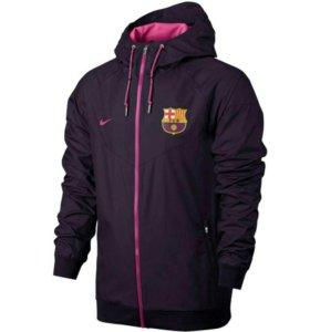 Ветровка Nike(FC Barcelona)
