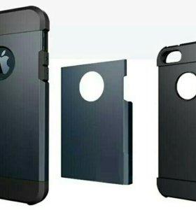Чехлы на iPhone 5S ударопрочные