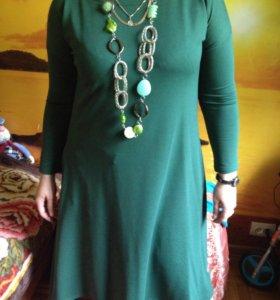 Платье весна-лето