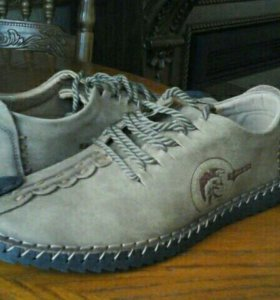 Ботинки(мокасины)