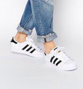Adidas superstar кеды. 35-45