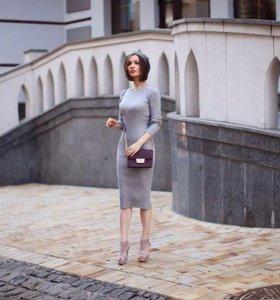 Платье лапша.Bershka