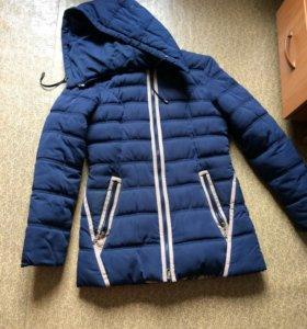 Зимняя куртка ,48