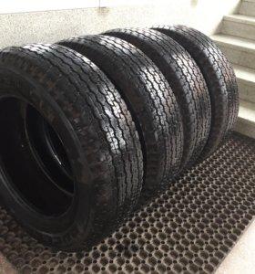 Комплект шин Bridgestone Dueler H/T 215/65R16