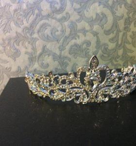 Корона для свадьбы и праздника