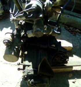 Двигатель ваз 21083 с кпп