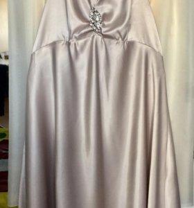 Платье для беременных вечернее, 48 размер