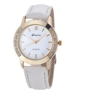 Женские часы Geneva Quartz Watch-752