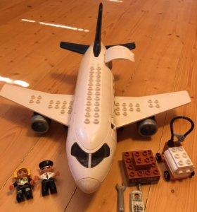 Лего Duplo 7843 самолёт