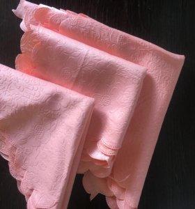 Новые тканевые салфетки 18 шт
