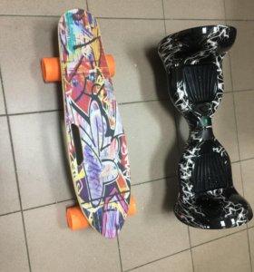 Электроскейт скейт