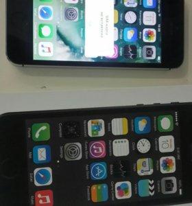 Смартфон Apple IPhone 5S Space Gray