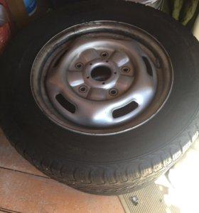 Колеса зимние, Ford Transit. 216/65 R16