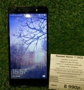 Телефон Huawei Honor 7 16 Gb
