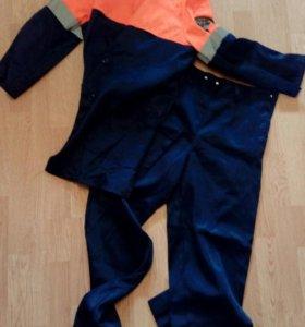 Новая рабочая одежда