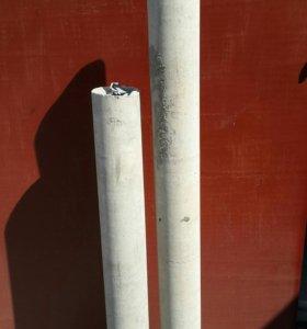 Труба асбест-цементная