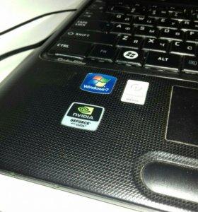 Мощный ноутбук i5 4gb 700 hdd с торгом