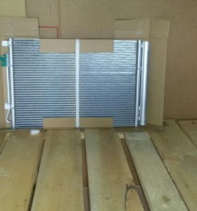 Радиатор кондиционера Kia Rio 10-