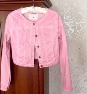 Джинсовка женская ветровка джинсовая куртка жакет
