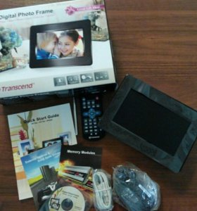 Цифровая фоторамка Transcend 7 digital photo frame