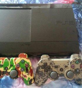 PS3 Super Slim 12 Gb