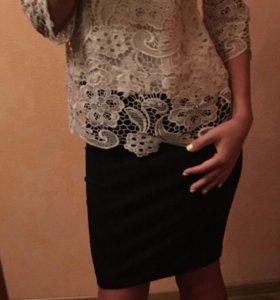 Кофта (500) юбка (200)