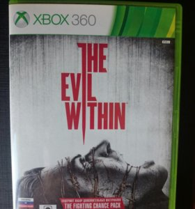 The Evil Within для Xbox 360