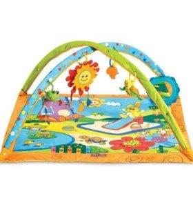 Развивающий коврик Tiny love Sunny Day