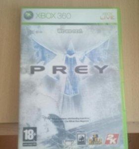"""Игра """"Prey"""" на xbox 360"""