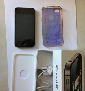 Продам айфон 4s 32 гиг