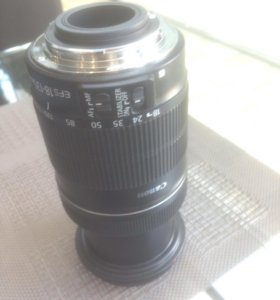 Объектив Canon EF-S 18-135